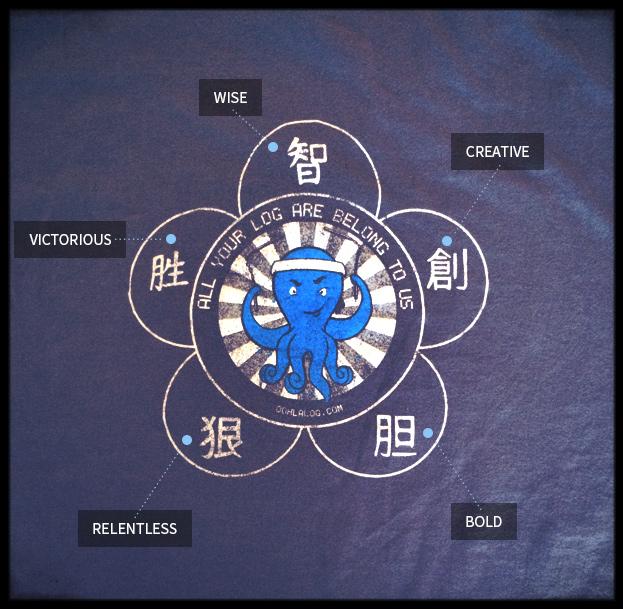 OohLaLog t-shirt image